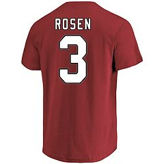 Men's Majestic Arizona Cardinals Josh Rosen Eligible Receiver Tee