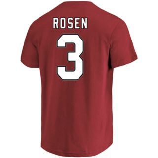 Men's Majestic Arizona Cardinals Josh Rosen Eligible Receiver Tee