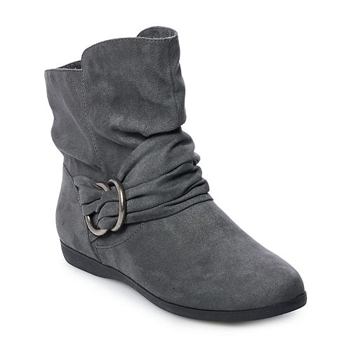 SO® Zucchini Women's Slouch Ankle Boots