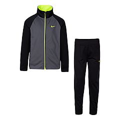 Boys 4-7 Nike Raglan Zip Track Jacket & Pants Set