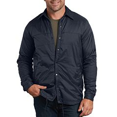 Big & Tall Dickies X-Series Regular-Fit Nylon Shirt Jacket