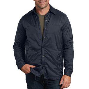 95b94386cef Sale.  75.99. Original.  85.00. Big   Tall Dickies X-Series Regular-Fit  Nylon Shirt Jacket