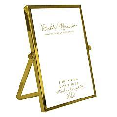 Belle Maison Metallic Frame