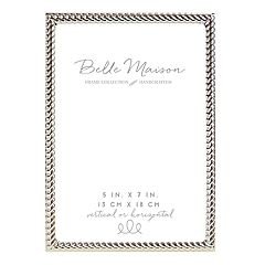 Belle Maison Rope Design Frame