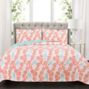 Lush Decor Dina 3-piece Quilt Set