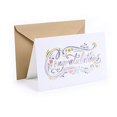 Hallmark Wedding 'Congratulations' Greeting Card
