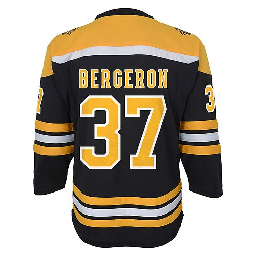 the latest 07da9 a9005 Boys 8-20 Boston Bruins Patrice Bergeron Replica Jersey