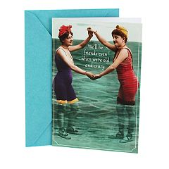 Hallmark Shoebox Birthday 'Vintage Women' Greeting Card