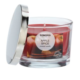 SONOMA Goods for Life? Apple Spice 5-oz. Candle Jar
