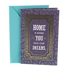 Hallmark New Home Congratulations Greeting Card