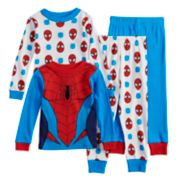 Toddler Boy Marvel Spider-Man Top & Bottoms Pajama Set