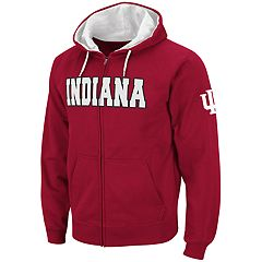 Men's Indiana Hoosiers Fleece Hoodie