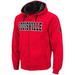 Men's Louisville Cardinals Fleece Hoodie
