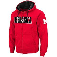 Men's Nebraska Cornhuskers Fleece Hoodie