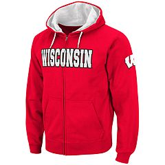 Men's Wisconsin Badgers Fleece Hoodie