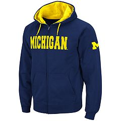 Men's Michigan Wolverines Fleece Hoodie