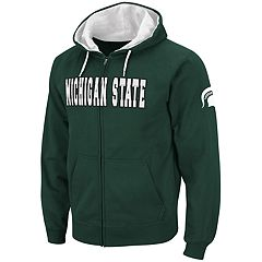 Men's Michigan State Spartans Fleece Hoodie