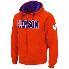 Men's Clemson Tigers Fleece Hoodie