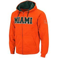 Men's Miami Hurricanes Fleece Hoodie