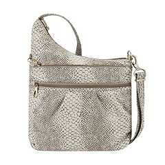 Travelon Anti-Theft Signature Crossbody Bag