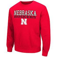 Men's Nebraska Cornhuskers Fleece Sweatshirt