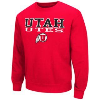 Men's Utah Utes Fleece Sweatshirt