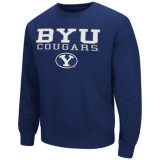 Men's BYU Cougars Fleece Sweatshirt