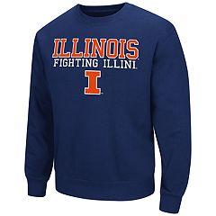 Men's Illinois Fighting Illini Fleece Sweatshirt