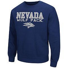 Men's Nevada Wolf Pack Fleece Sweatshirt