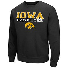 Men's Iowa Hawkeyes Fleece Sweatshirt
