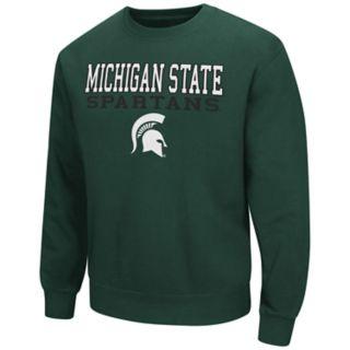 Men's Michigan State Spartans Fleece Sweatshirt