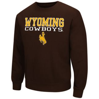 Men's Wyoming Cowboys Fleece Sweatshirt