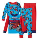 Toddler Boy Blaze & The Monster Machines Tops & Bottoms Pajama Set