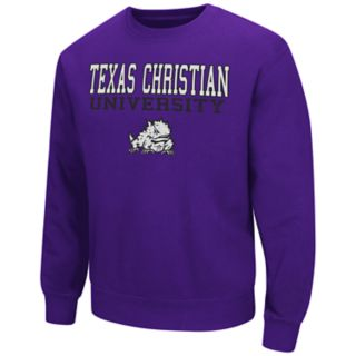 Men's TCU Horned Frogs Fleece Sweatshirt