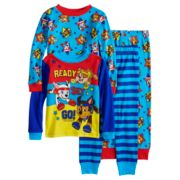 Toddler Boy Paw Patrol Rubble, Marshall & Chase Tops & Bottoms Pajama Set