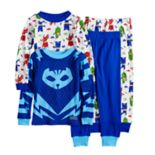 Toddler Boy PJ Masks Catboy, Gekko & Owlet Tops & Bottoms Pajamas