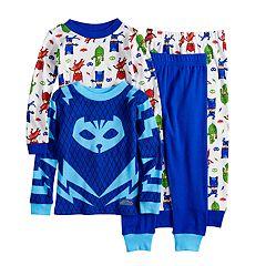 Toddler Boy PJ Masks Catboy, Gekko & Owlet Tops & Bottoms Pajamas