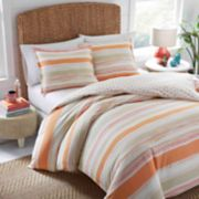 Nine Palms Waikiki Stripe Comforter Set