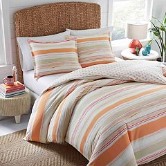 Nine Palms Waikiki Stripe Comforter Set
