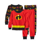 Disney / Pixar Incredibles 2 Toddler Boy 4-piece Pajamas Set