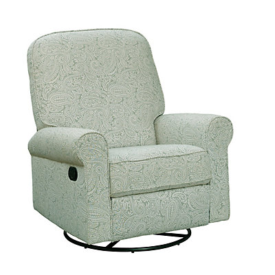 Pulaski Ashewick Swivel Recliner Glider Rocking Chair