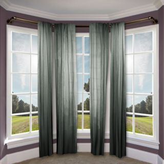 Rod Desyne 1-in. Pipe Bay Window Curtain Rod