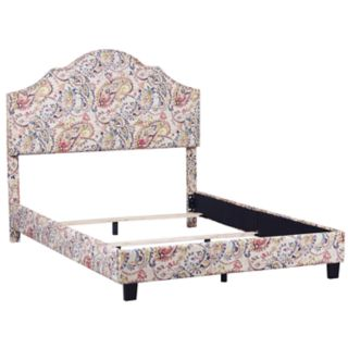 Pulaski Paisley Upholstered Queen Bed