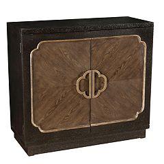 Pulaski Distressed Storage Cabinet