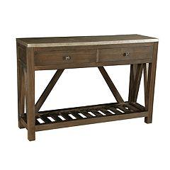 Pulaski Farmhouse Console Table