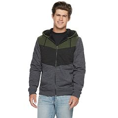 Men's Urban Pipeline™ Sherpa Lined Fleece Hoodie