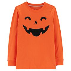 Boys 4-12 Carter's Halloween Pumpkin Graphic Tee
