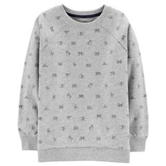 Boys 4-12 Carter's Graphic Pullover Top