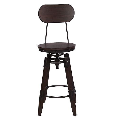 Prime Right2Home Industrial Swivel Bar Stool Gamerscity Chair Design For Home Gamerscityorg