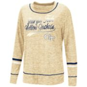 Women's Georgia Tech Yellow Jackets Giant Dreams Tee